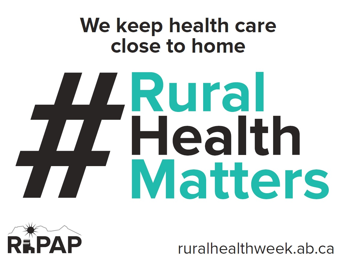 RHPAP Rural Health Week 2020