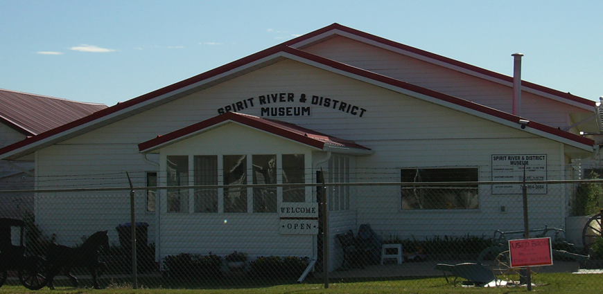 Spirit River District Museum21